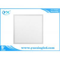 SMD 600x600 Indoor Office LED Panel Light 36W With Epistar Chip , White / Silver Frame Color Manufactures