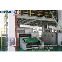 2014 Non woven fabric making machine price Manufactures