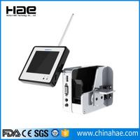 High Speed TIJ Inkjet Code Printing Machine with 3.5 LED display , CE / ROHS Manufactures