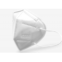 Foldable Dust KN95 Medical Mask For Safety Protection Manufactures