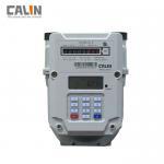 Steel Prepaid Electronic Gas Meter G1.6 / G2.5 / G4 , Low Credit Warning Manufactures