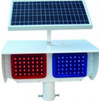 Safety Solar Warning Sign Aluminium Shell Traffic LED Flashing Signs Manufactures