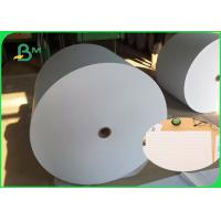 China 70 - 180 GSM Two Sides Uncoated Glossy Offest Printing Paper For Printing on sale