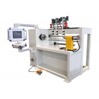 CNC Automatic Small Size Transformer Coil Winding Machine For Copper And Aluminium Wire Manufactures