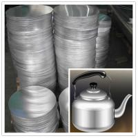 Kettle Material Aluminium Cutting Disc / Deep Drawing Aluminum Circle 1050  1060  3003 Manufactures