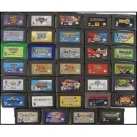 wholesale video game for GBA game card Manufactures