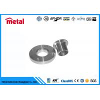 Quality B36 19 Class 1500 Duplex Stainless Steel Flanges , ASTM UNS32760 Lap Joint Flange for sale