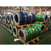 Prime Hot Rolled Steel Coils AISI / JIS/201/430 301 / 304 / 304L / 316L, No.1, 2B, No.4, HL Finish With Custom Length Manufactures