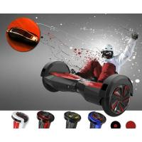 "China Safety Auto Two Wheel 8"" Custom Electric Scooter Battery Powered For Stand On wholesale"