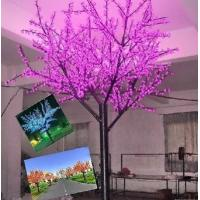 156W/210w Christmas Outdoor decoration LED tree light red/green/blue/yellow/purple Manufactures