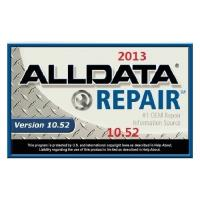 Repair data ALLDATA 2013.10.53 Automotive Diagnostic Software Manufactures