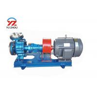 Energy Saving Hot Oil Centrifugal Pump High Temp Resistanc Single Stage Manufactures