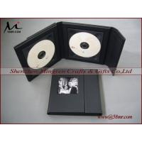 Leather cd dvd box,leather cd dvd box Manufactures