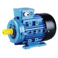 China MS Series 4 Pole  3 Phase Induction Motor Electric 10HP 7.5KW  WEG Type on sale