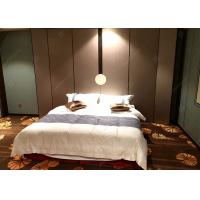 China Wooden Antique Hotel Furniture Room Packages King Bedroom Sets 5 Years Guarantee on sale