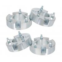 Anodized Silver 3 Coil Spacer Lift Kit , Steel Ford F150 Spacer Lift Adjustable Manufactures