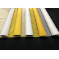 32 T-100 Micron Fabric Printing Materials Silk Screen Mesh Heat Resistance Manufactures