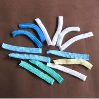 China Non-woven bouffant caps CE food industry medical processing disposable caps on sale