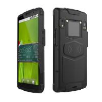 GPS Qr code black Android 8.1 Barcode Scanners with 4500mAh battery Manufactures