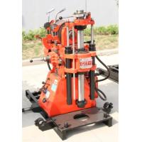 Quality GXY-1 Core Drilling Rig Mining drilling sample exploration soil investigation sampling diamond bit core barrel for sale
