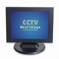10.4-inch CCTV LCD Monitor, Supports VGA, CVBS, VGA, YPbPr, HDMI In/Out and HD Display Manufactures