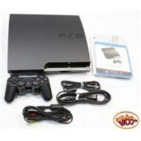Brand New Sony PlayStation 3 PS3 Slim - 120 GB Black!! Manufactures