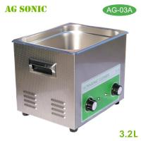 40kHZ PCB Ultrasonic Cleaner 3L Sonic Bath Machine for Electronic Parts Cleaning Manufactures