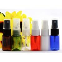 Travel Size Fine Mist Spray Bottle 10ml Atomiser Six Color Options Easy To Carry Manufactures