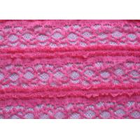 Crocheted Stretch Lace Fabric Manufactures