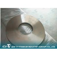 Grade F-12 , F-23 Titanium Forging Rings Outer Diameter 200mm To 1300mm Manufactures