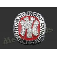 Quality Antique Replica Championship Rings Custom , Crystal Sports Championship Rings for sale