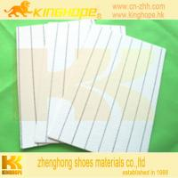Stripe insole board in stripe fabric for Interlining Manufactures