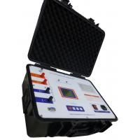 Portable DC Transformer Winding Resistance Meter 10A Over Current Protection Manufactures
