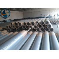 Stainless Steel Sand Control Wedge Wire Screen Pipes In Water Well Drilling Manufactures