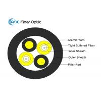 China Single Mode Multimode Fiber Optic Cable IP67 7mm For FTTA Indoor Outdoor on sale