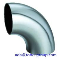 "Quality 6"" 90° LR SCH 20 SEAMLESS BUTT WELD Elbow ASTM A 403 WP316L for sale"