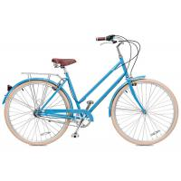 China Carbon steel colorful 26 inch OL elegant city bicicle for lady  single speed on sale