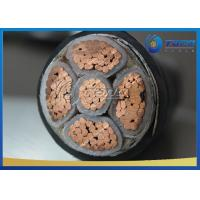 Stranded Conductor Low Voltage Power Cable PVC Inner Sheath With 5 Cores Manufactures