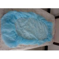 Quality Disposable Hospital Bed Mattress Cover Fitted Fire Retardant for sale