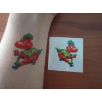 Customized Body Temporary Tattoo Stickers Manufactures