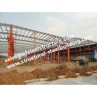 Single Span Metal Structure Manufacturing With Prefabricated  For Light Weight Steel House Manufactures