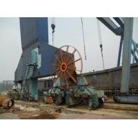Motorized Type Flat Crane Cable , Motor-Driven Cables Reel 40m Length Manufactures