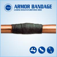 High Rigidness Fast Hardening Bandage Water Leak Pipe Repair Bandage Pipe Fix Bandage With Epoxy Putty Manufactures
