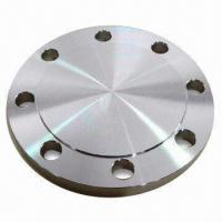 Buy cheap Forged Stainless Steel Blind Flange from wholesalers