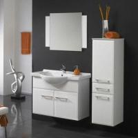 MDF Bathroom Cabinet with 600 x 800mm Mirror and 250 x 800mm Shelf Sizes Manufactures