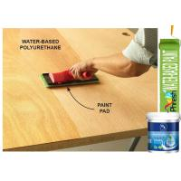 High Glossy Carpentry Waterborne Wood Coatings For Pine Furniture Anti Scratch Manufactures