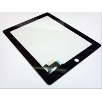 Black Apple Ipad 2 Touch Screen Glass Digitizer Replacement Manufactures