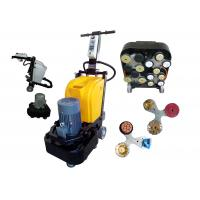 Concrete Granite Floor Polisher Machine High Speed From 0 to 1500 rmp Manufactures