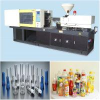 China Automatic blow molding making machine with 95ton - 550ton / plastic extruder machine on sale