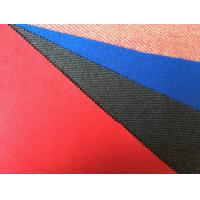 600-630g/M Colorful Heavy Weight Linen Upholstery Fabric For Scarves Manufactures
